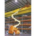 12米电动曲臂式高空作业平台